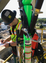 Confined Space Rescue in Greenville SC